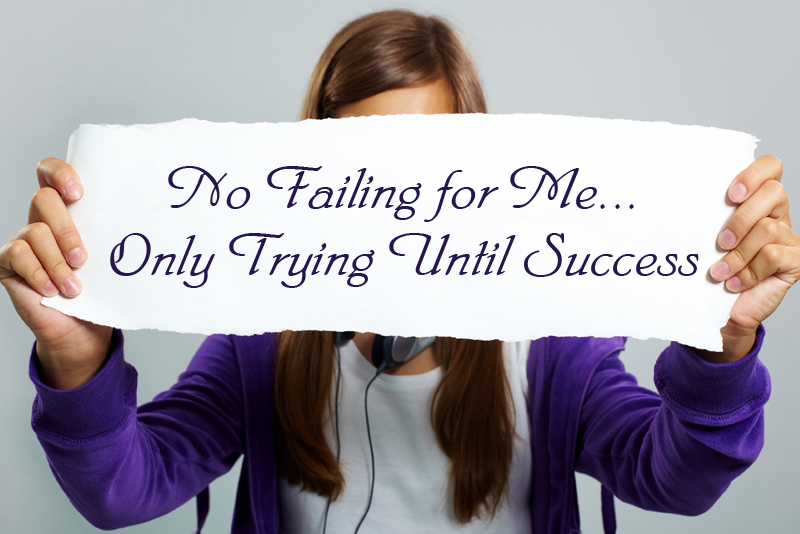 Fun, Freedom, Fortune – All from Failure!
